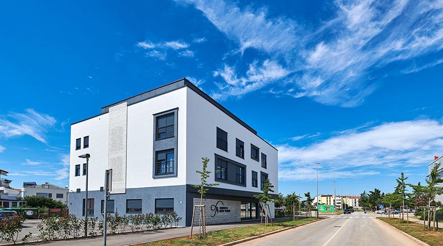 Aminess New Town - Hotel za zaposlenike u centru Novigrada