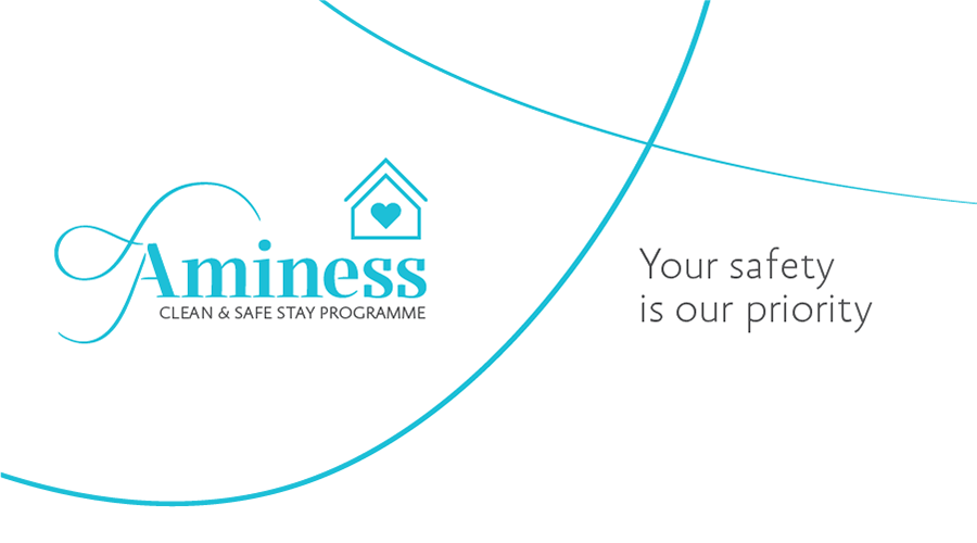 AMINESS CLEAN & SAFE STAY PROGRAMME