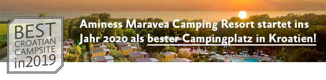 Best Croatian Campsite 2019