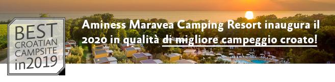 Best Croatian Campsite 2019