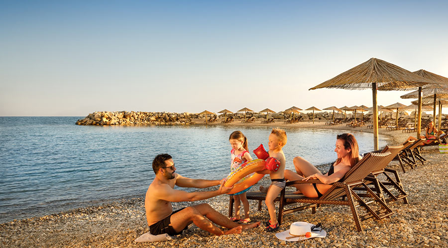 Beach - Aminess Maestral Hotel