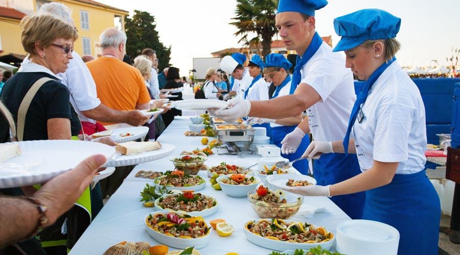 Gnam Gnam Festival Novigrad Istria