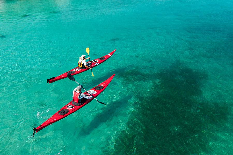 Kayaking Novigrad Istria
