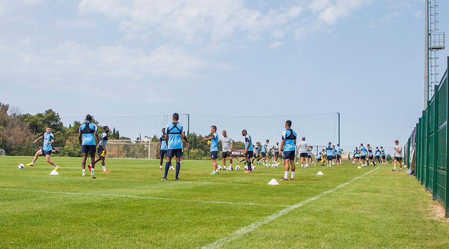 Football Training Aminess