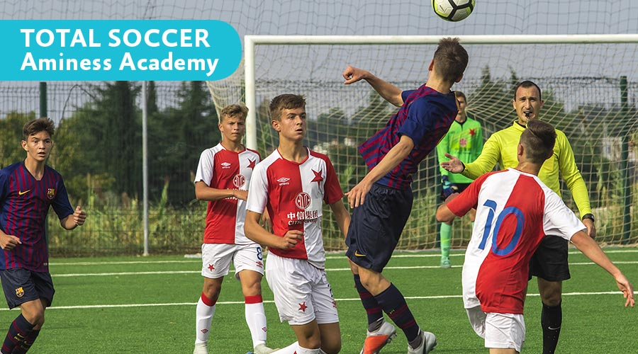 Total Soccer Aminess Academy